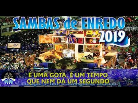 IMPÉRIO SERRANO 2019 - SAMBA OFICIAL (COM LETRA)