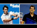 Yuichi Sugita vs Garcia Lopez highlights BARCELONA 2018 R1