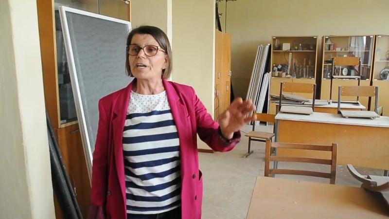 Şcoala din Aluatu, Taraclia Video Jurnal de Chisinau