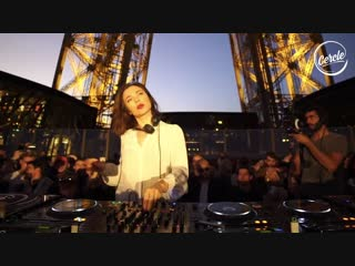 Deep House presents: Nina Kraviz @ Tour Eiffel for Cercle [DJ Live Set HD 1080]