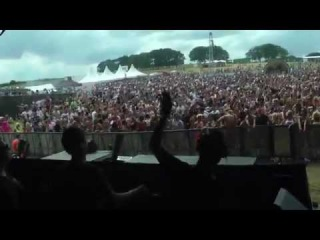 Apollonia [Dan Ghenacia, Dyed Soundorom, Shonky] @ Cocoon In The Park 2014
