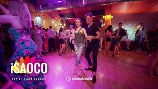 Fedor Nedotko and Svetlana Levchenko Salsa Dancing in Respublica Vosmera, Saturday 28.04.2018