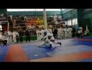 Рашид Хдрян( красный пояс) ЮФО Новочеркаск 8-9.12.17г. 14-15 лет 55 кг.