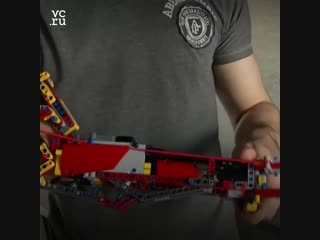 Подросток собрал протез для руки из Lego —и хочет делать такие для всех