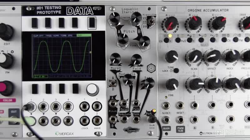Eurorack Modular 101 Oscillators and Noise by Ben Wilson