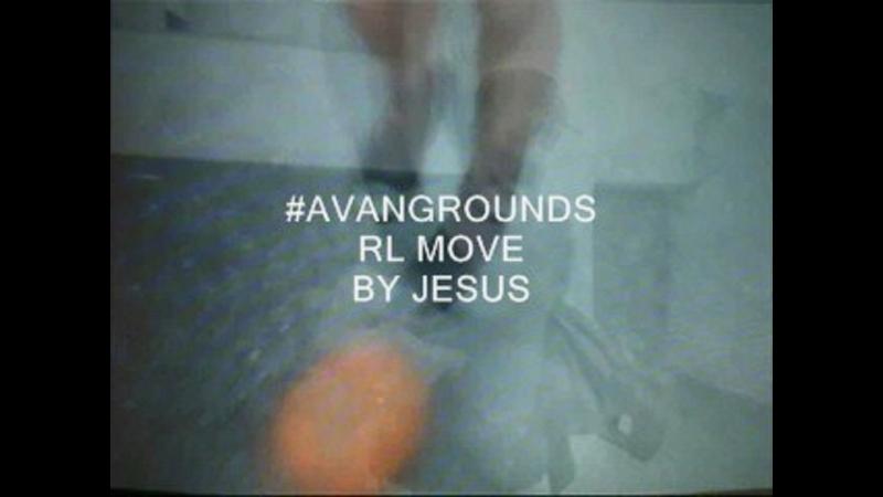 RL MOVE BY JESUS AVANGROUNDS STREET SOCCER, PANNA SKILLS