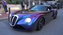 $1 4 Million Eadon Green Zeclat Coupe Exhaust Sounds