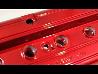 Клапанная крышка. Красный CandyLack
