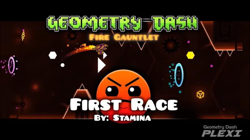 Frist Race (harder) легко для меня.