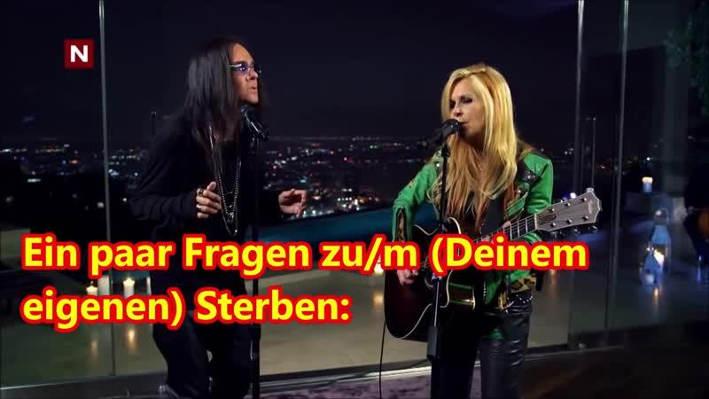 Schrumpfkopf TV / Ein paar Fragen zu/m (Deinem eigenen) Sterben/Tod