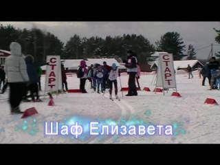 Первенство Архангельской области по лыжным гонкам среди юношей и девушек 2007-2006 г.р. Малиновка. 19-20 марта 2018 г.