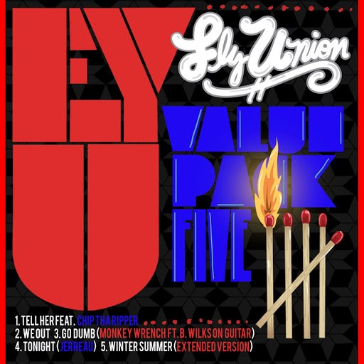 Fly Union альбом Value Pack 5