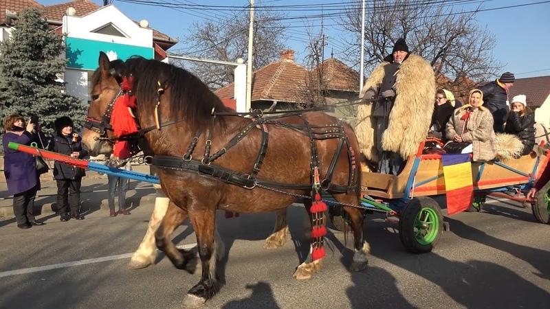 Drumul Unirii - Centenarul - Alba Iulia, Alba - 1 Dec. 2018 Merita Vazut
