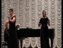 Моцарт Дуэт Сюзанны и Марселины из оперы Свадьба Фигаро