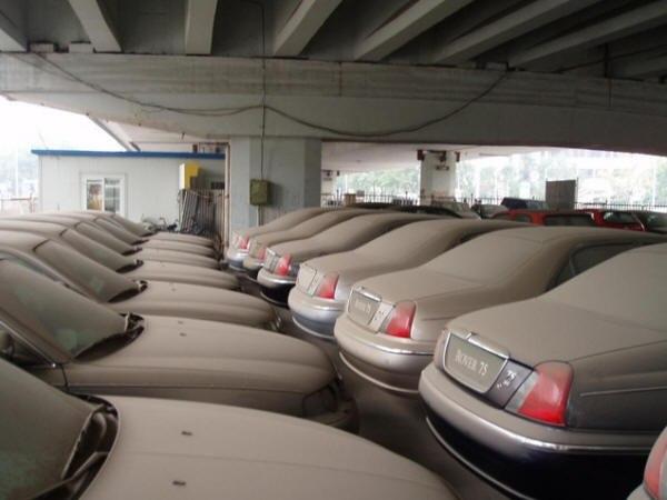 Что происходит с непроданными автомобилями?