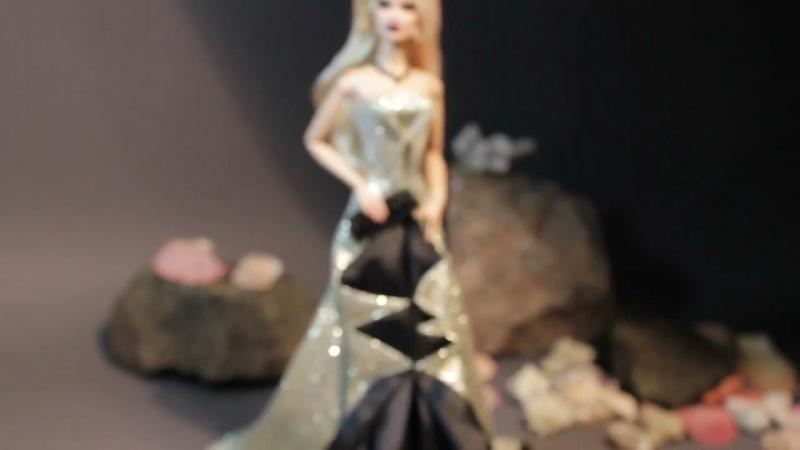ICONSIX design S✨K model 4 (part 1) (Integrity Toys Fashion Royalty Mattel Barbie)
