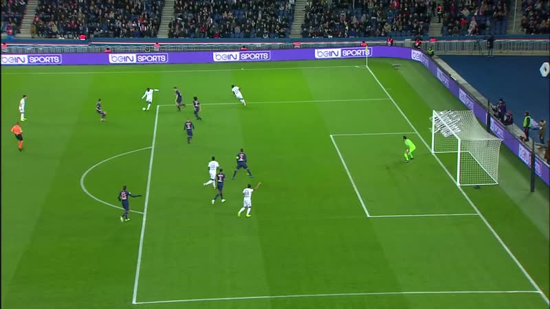 Paris Saint-Germain - Toulouse FC ( 1-0 ) - Résumé - (PARIS - TFC) - 2018-19