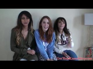 Cassidy Banks, Amarna Miller  Sophia Leone [All Sex, Hardcore, Blowjob, Gonzo]