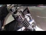 Honda Shadow VT750C2 ACE замена задних аммортизаторов.