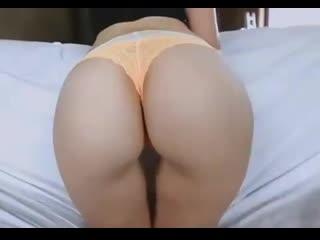 California секси попа девушка трусики видео милая пупсик няшка