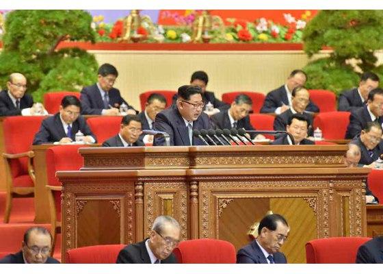 Текст выступлений Ким Чен Ына на VII съезде Трудовой партии Кореи.