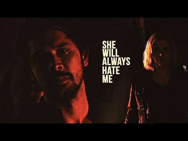 Bellamy Clarke | She Will Always Hate Me