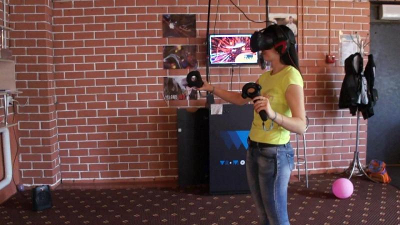 Audioshield VR