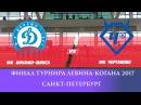 «Динамо» (Минск) 0:4 «Чертаново» (Финал IX Турнира Левина-Когана. )