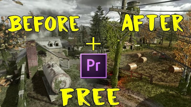 How To Color Grade Like TmarTn 🖌 Free Adobe Premiere