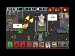 Игра - симулятор зомби-апокалипсиса: Infectonator - Mobile Trailer
