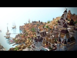 Minecraft Timelapse Novigrad - By Elysium Fire + DOWNLOAD