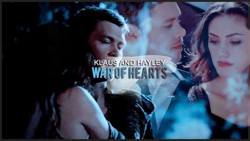 Klaus Hayley|| ●I will wait for you● [1x01-4x13] (LSC)