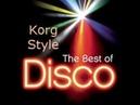 KorgStyle -Diskoteka 80 (Korg Pa 600) NonStopMix