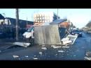 Утренний гололёд в Петербурге спровоцировал массовые аварии