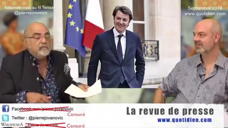 Pierre Jovanovic Le retour de la Gabelle !