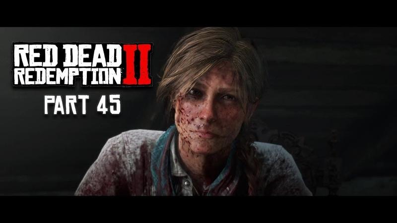 RED DEAD REDEMPTION 2 Walkthrough Gameplay Part 45 - MRS. SADIE ADLER (PS4)