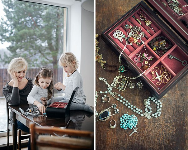 От бабушки к внучке: подарки со значением.