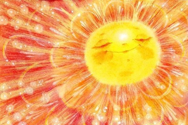 солнечный зарядка на