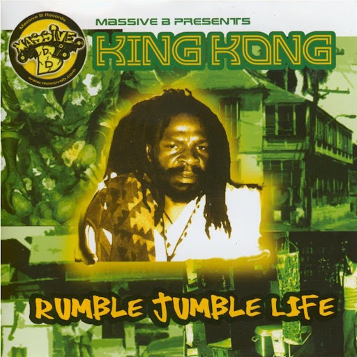 King Kong Music альбом Rumble Jumble Life