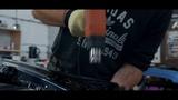 Полная оклейка AUDI Q7 в пленку 3M GlossMidnightBlue