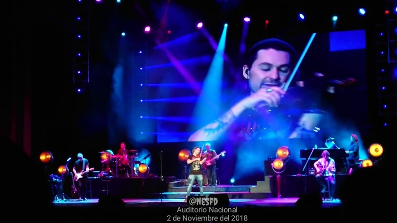 Final del Concierto del 2 de Noviembre Auditorio Nacional
