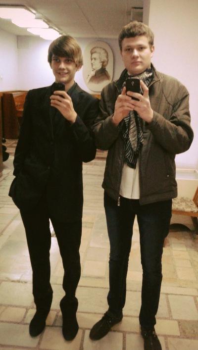 Никита Балан, 25 января , Москва, id160089676