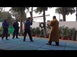 Shaolin india - shifu kanishka shaolin traditional combat