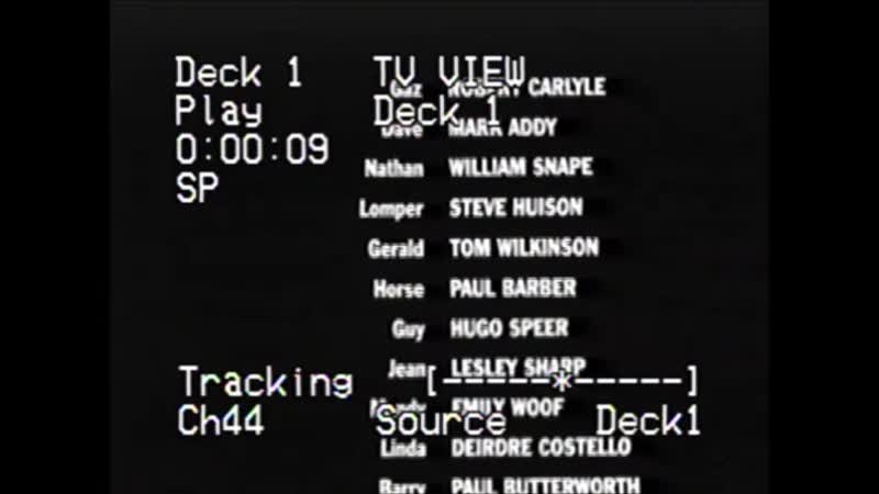 Movie End Credits 778 The Full Monty