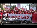 Teachers' strike forcing public schools in Arizona to be closed for days