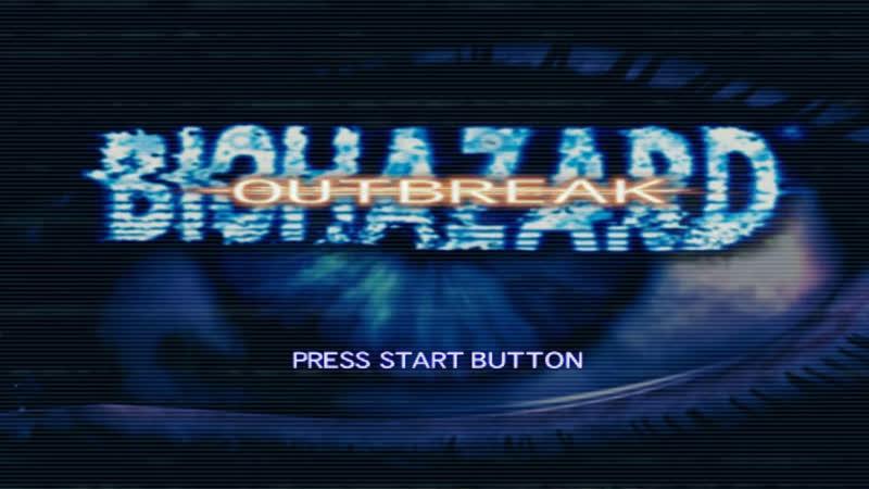 КЛАССИКА Resident Evil Outbreak (ОНЛАЙН) Обратно в Raccoon City 1