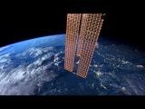 Безумно красивый вид на Землю с МКС