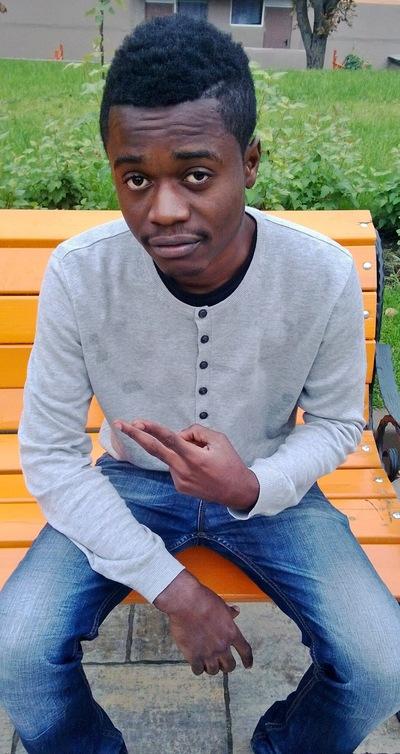 Grady Ndinda, 17 декабря , Белгород, id184896635