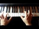 Anastasia Petrik - Nebo (Sky) piano cover