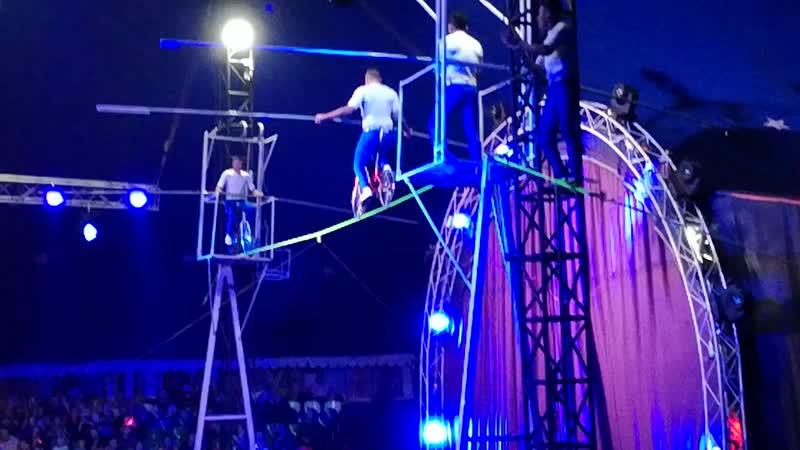 Цирк Демидовых в Ульяновске